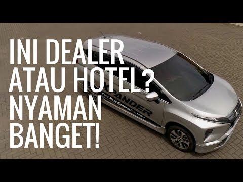 Dekati Konsumen, Mitsubishi Buka Dealer Baru di Cikupa