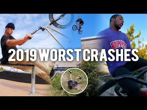 ANTHONY PANZA & FRIENDS | 2019 WORST BMX CRASHES
