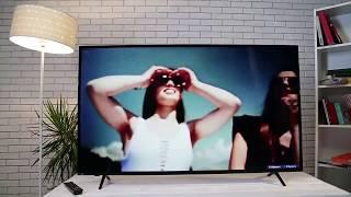 Огляд Телевізор Bravis LED-55E6000 Smart+T2