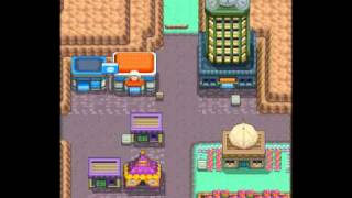 Pokemon- Heart Gold and Soul Silver- Lavender Town- Music