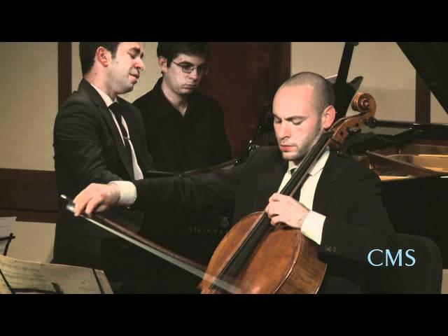 Ravel: Piano Trio in A minor, I: Modere