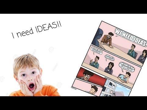 IDEAS!!