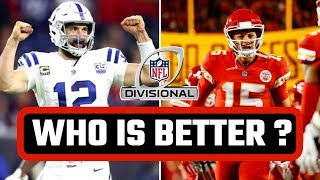 Which NFL Team Is Better | Kansas City Chiefs or Indianapolis Colts?