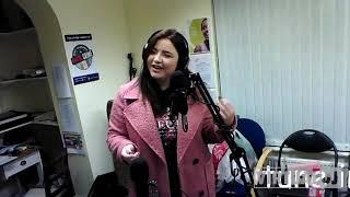 Megan Leigh on Then Open Mic Show (Omnium Radio)