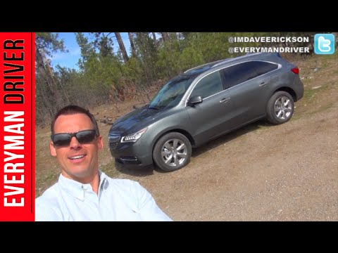2016 Acura MDX AWD On Everyman Driver (Just Arrived)