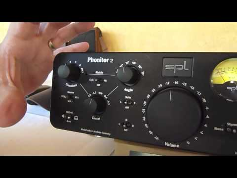 THE Show Newport 2014 New and Improved SPL Phonitor 2