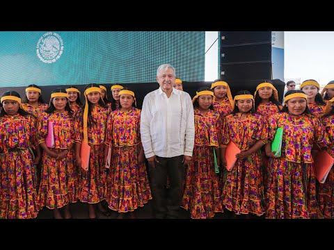 'Programas Integrales de Bienestar', desde Ciudad Cuauhtémoc, Chihuahua