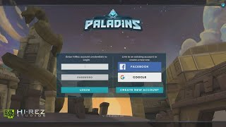 How to log oขt of Paladins - Paladins unlink account fix