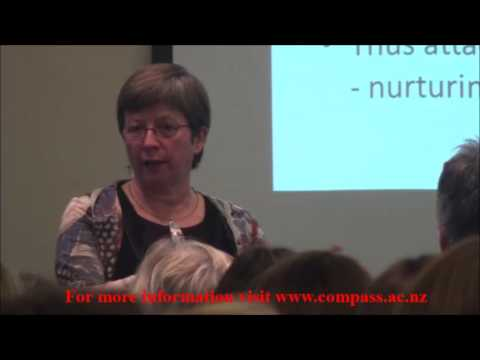 Compass Seminars NZ - Dr Wendy Kelly Attachment and Maltreatment