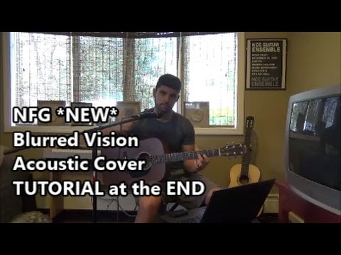New Found Glory - Blurred Vision Cover (Makes Me Sick NEW 2017)