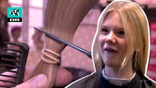 Kathrine donerer sit lange hår til syge børn! | Ultra Ægte