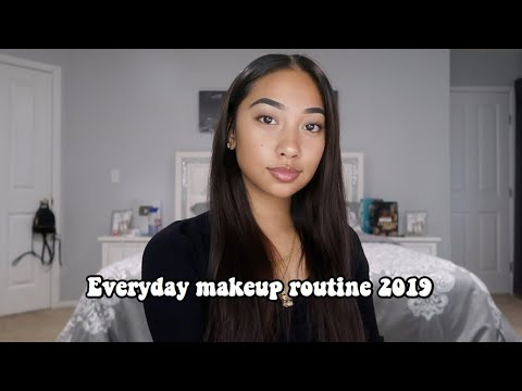 Everyday Makeup Routine 2019 (Sophomore)