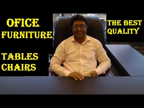 Office Furniture -Imported chairs Tables- designs prices in Lahore Pakistan
