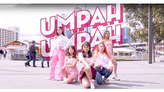 [Kpop in Public AUS] UMPAH UMPAH - Red Velvet | Bias Dance cover