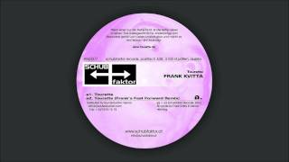 [SFEP007] Frank Kvitta - Tourette (Switchblade Remix)