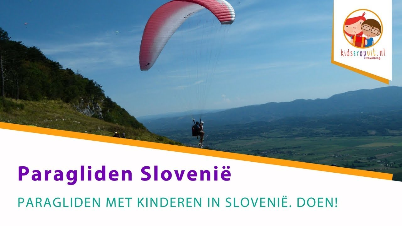 Paragliden met kinderen? Ja, doen! Lees onze ervaringen in