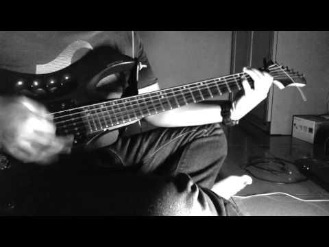 VIERRA - Terlalu Lama Guitar Cover