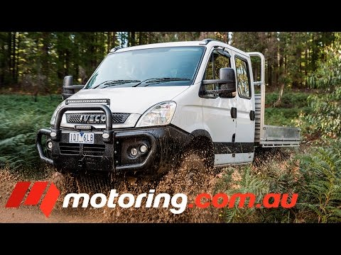 Iveco Daily 4×4 2015: Video Review