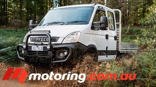 2015 Iveco Daily 4x4 Review