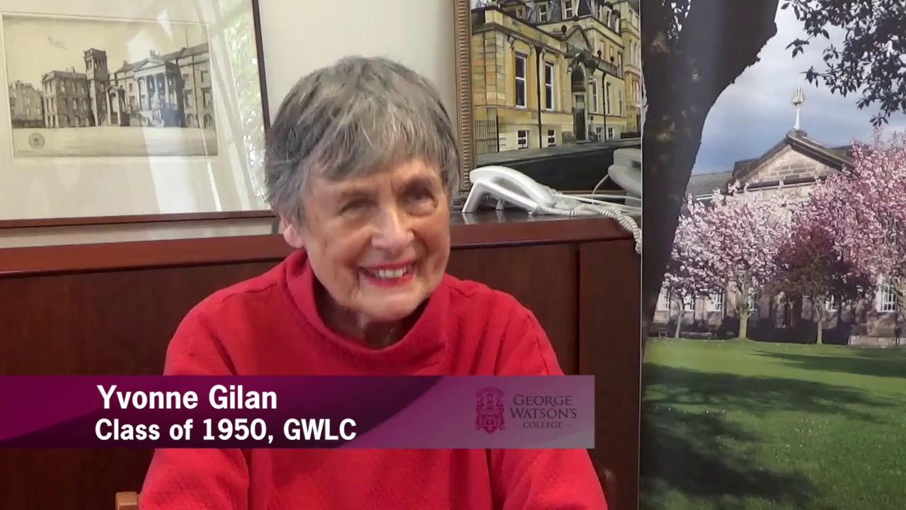 Yvonne Gilan