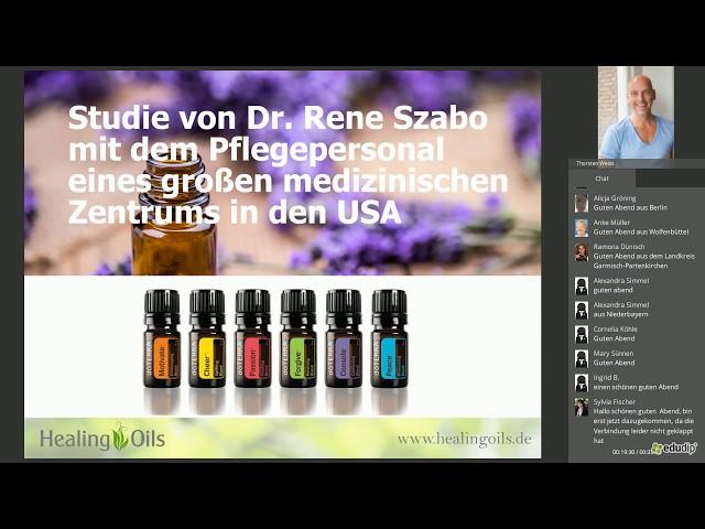 Emotionen und äthersiche Öle - der Emotional Aromatherapie Kit