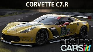 Project CARS Gameplay PC - Corvette C7.R - US CAR PACK | G27