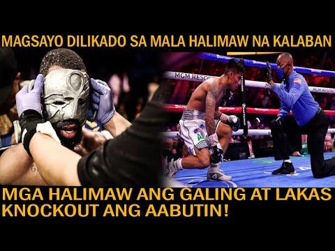 Download MARK MAGSAYO DILIKADO KAY GARY RUSSEL JR! HALIMAW ANG LAKAS AT GALING
