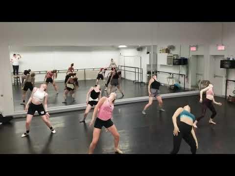 Cameron School Of Dance Jazz Workshop