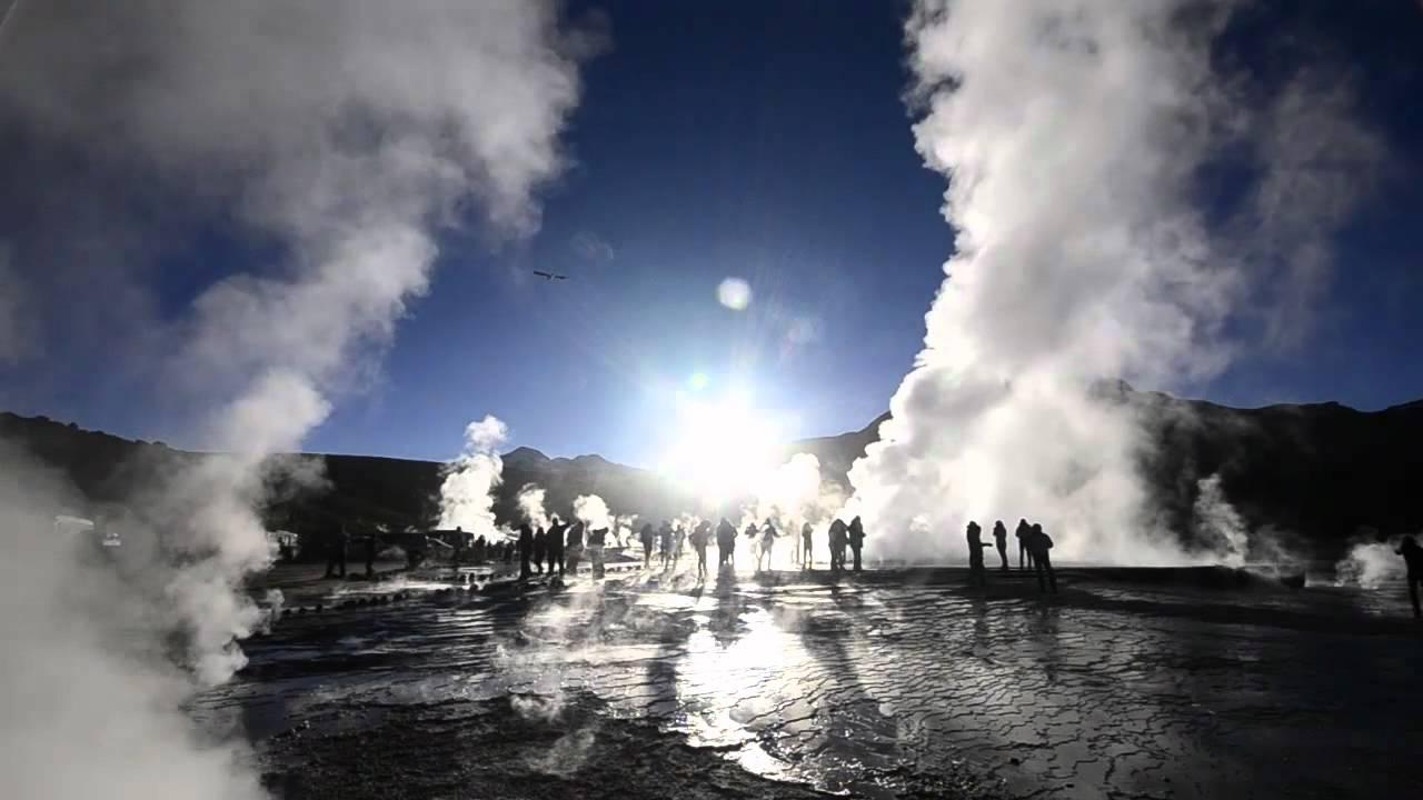 Resultado de imagen de geyser del tatio