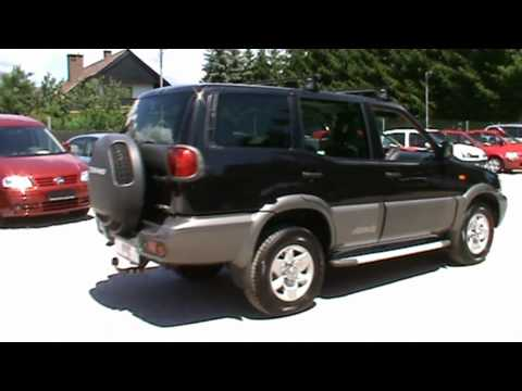 2002 Nissan Terrano Wagon 3.0 Tdi Luxury Review,Start Up, Engine, and In Depth Tour