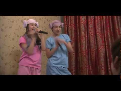 "f(x) Krystal Singing  "" Be My Baby """