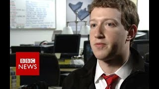 Mark Zuckerberg in 2009: Facebook privacy is central - BBC News