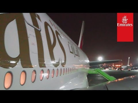Emirates EK804 | Jeddah To Dubai Flight Trip Report | Saudi Arabia To UAE
