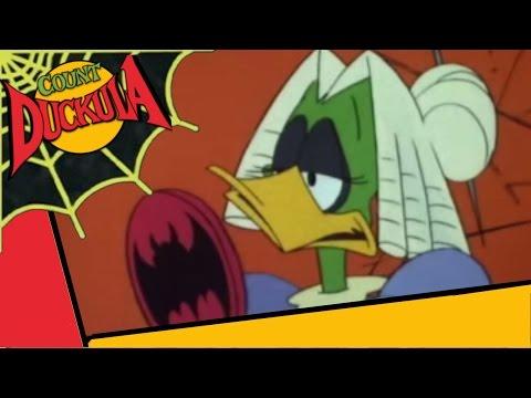 Rent a Butler | Count Duckula Full Episode