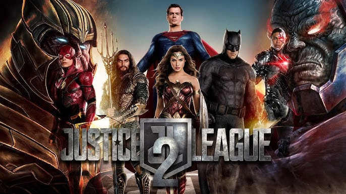 coming justice league 2