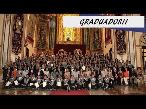 Graduación Enfermería 2015