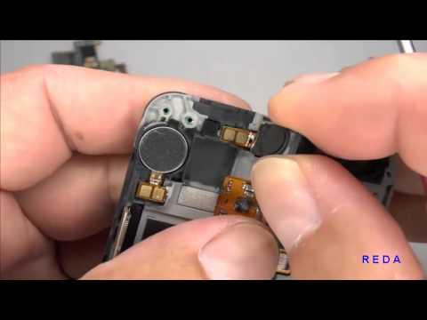 SAMSUNG GALAXY S ADVANCE| i9070 assembly & disassembly