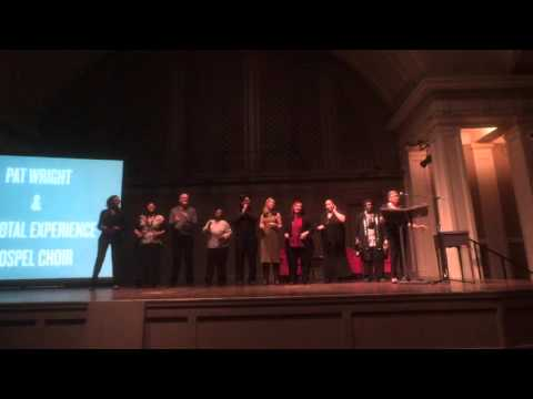 Pat Wright & The Total Experience Gospel Choir | Ampersand Live