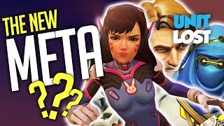 Overwatch - The NEW Meta? MORE Roadhog and Soldier LESS D.Va?!