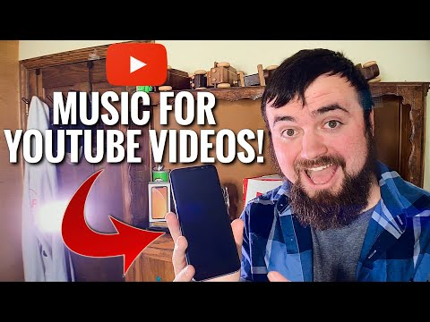 How To Add Music To Your YouTube Video   iPhone and Android