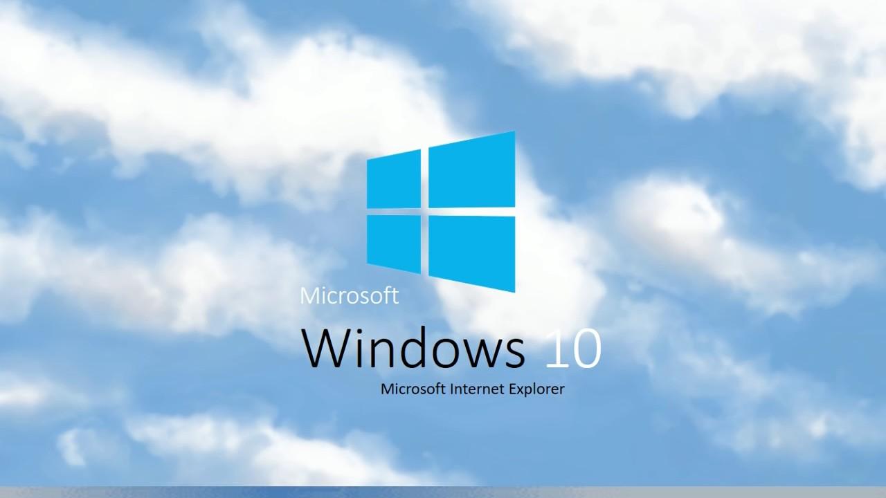 windows 10 startup  windows 95 style