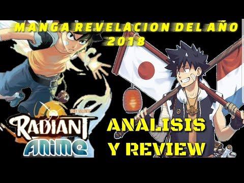 Review Y análisis Anime RADIANT 2018 Manga Revelación en Japón Mp3