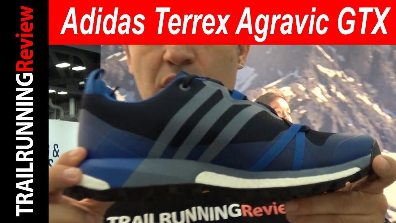 35cb58f2161a Adidas Terrex Agravic GTX Preview - YouTube
