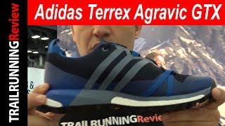 Adidas Terrex Agravic GTX Preview