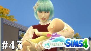 Первый ребенок Коко - My Little Sims (Город) - #43