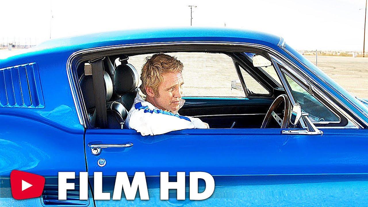 Hollywood Driver | Film Complet en Français | Drame | Steve McQueen