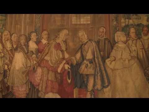 Entrevue de Philippe IV d'Espagne et de Louis XIV, sur l'Ile des Faisans, le 6 juin 1660
