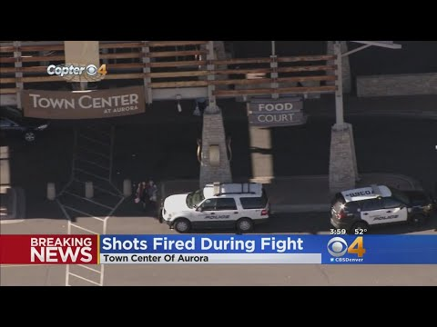 Shots Fired At Aurora Mall After Fight Between 'Multiple Parties'