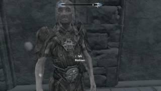 How to get into Vampire Castle (glitch fix): Castle Volkihar door fix get serena