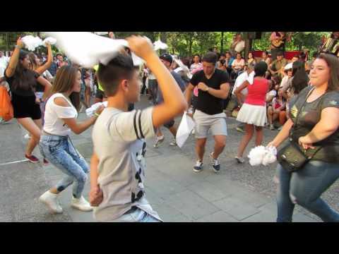 Cueca Dance in Santiago , Chile - 2017, part 2